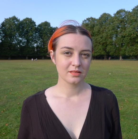 Photograph of Morgan Giles